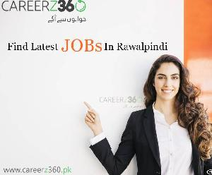 jobs rawalpindi pakistan