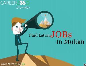 jobs multan pakistan