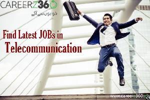 Telecommunication Jobs In Pakistan