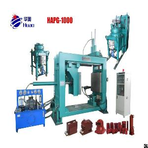 apg clamping machine molds winding