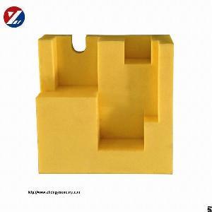 pu fixing block