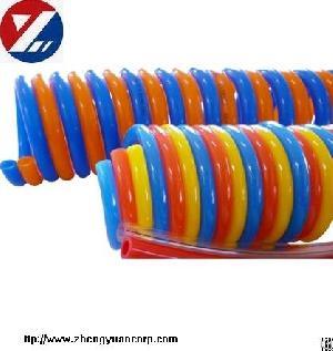 Pu Pneumatic Spiral Tube