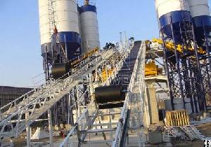 Daswell Concrete Batching Plant For Sale