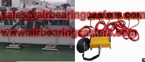 air bearing kits manual instruction