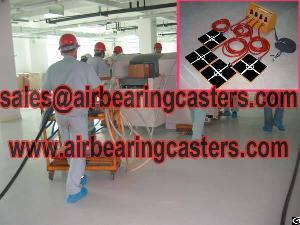 air bearing turntables video