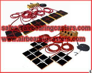 air casters advantage