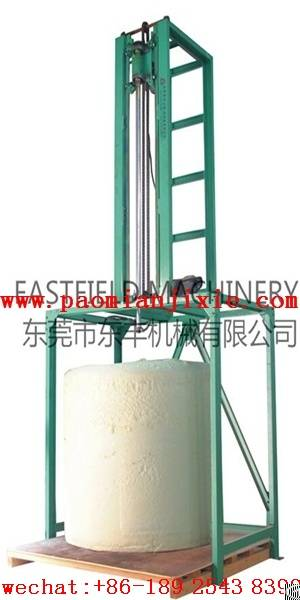 Foam Vertical Boring Machine