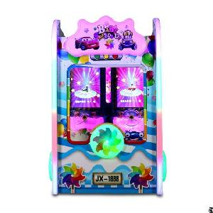 arcade racing simulator coin operated electronic game machine