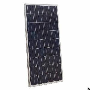 150w polycrystalline solar panel module 12v battery charging