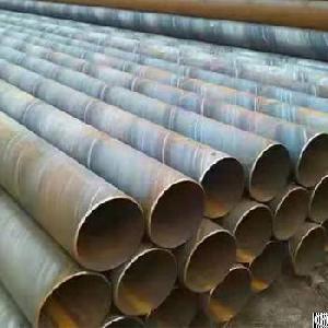 spiral welded steel pipe mill