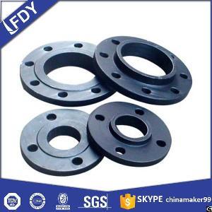 carbon steel plate pl flange