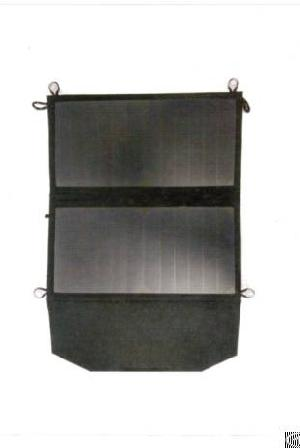 10w personal solar pack folding panel