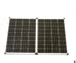 160w folding solar cell panel module energy