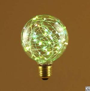 g95 string led fireworks bulb