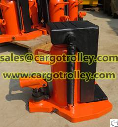 Claw Jack With Durable Quality
