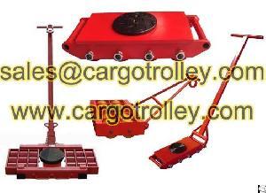 machinery dollies machine