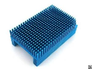 blue anodized bga heatsink