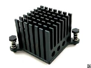 push pin heatsinks