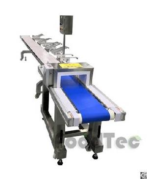 trimming sorting conveyor ft 401b