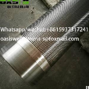 stainless steel aisi304l johnson water screens