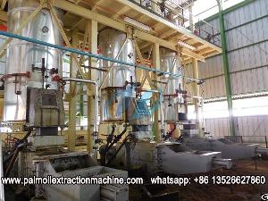 palm oil machine extract