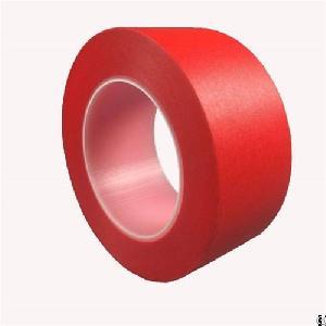 temperature crepe paper tape