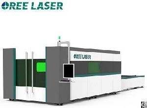 Protective Fiber Laser Cutting Machine