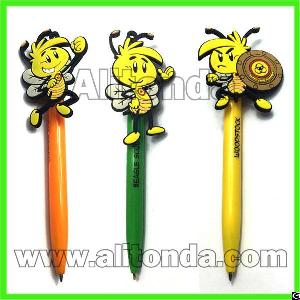 cartoon cute promotional magnetic pens supplier office gifts ball pen