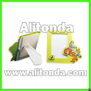 cartoon mini pvc photo frame promotional picture