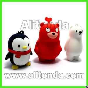 pvc cartoon animal anime 3d figures characters dolls promotional gifts