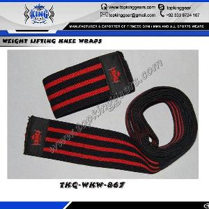 Bodybuilding Knee Wraps