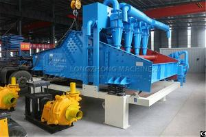lzzg sand recovery system