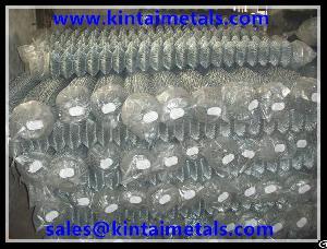 galvanized chain link fence cyclone diamond mesh