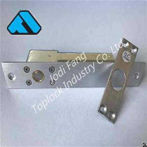 12v electric bolt lock 304 stainless steel deadbolt 0 3 6 delay