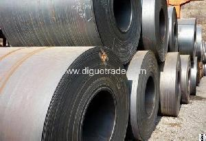 rolled steel coil