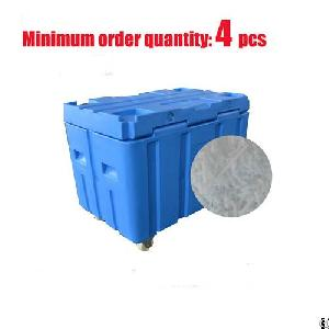 dry ice transport container 68l