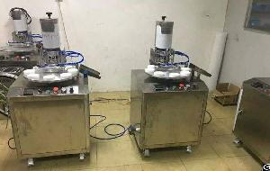 Automatic Egg Tart Shell Press Machine Custard Tart Making Machine
