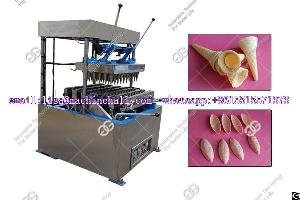 stainless steel wafer cone machine machines