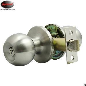 hyland entrance tubular door knob lock cerraduras para puertas