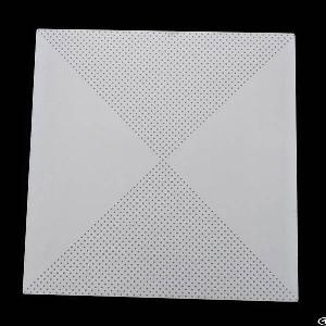 Fireproof And Waterproof Ceiling Tile Very Durable With Good Price