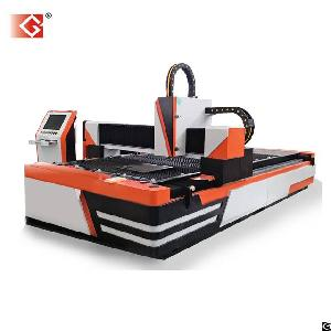 golden laser cnc steel sheet fiber cutting machine gf 1530