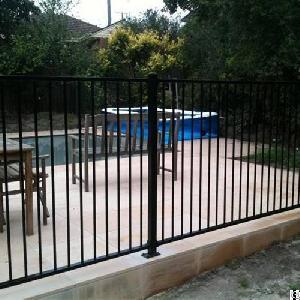 galvanization steel pool safty fence rails