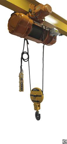 Cd1 And Md1 Electric Wire Rope Hoists For Sale
