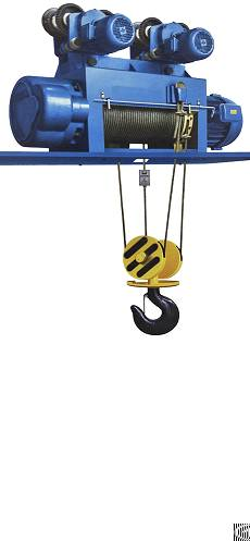 Hc And Hm Electric Wire Rope Hoists For Sale