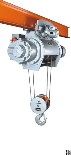 Jp Electric Wire Rope Hoists For Sale