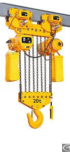 rm electric chain hoists