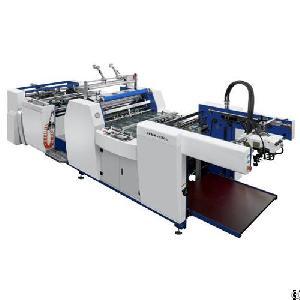 improved laminating machine yfma l