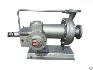 cp horizontal canned pump