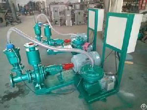 enhanced priming centrifugal pump
