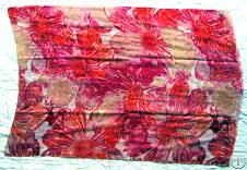 Digital Printed Cashmere Scarves